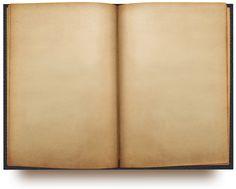 open book template PSD by DougitDesign