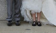 Highland Dance and Baseball Wedding Photos