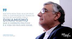 José Matos Rosa, Secretário-Geral do Partido Social Democrata, na Inauguração da Nova Sede do PSD Santarém. 23 de maio de 2016 #PSD #levarportugalaserio