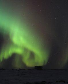 Auroras               Taken by Gilles Boutin on January 4, 2014 @  Kuujjuaq Nunavik Canada