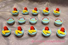 Cupcakes 'Besnijdenis'