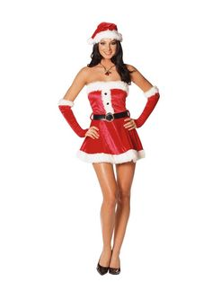 Sexy Santa Outfit Mrs Claus Costume Adult Christmas Fancy Dress - Santa Dress - Ideas of Santa Dress - Sexy Santa Outfit Mrs Claus Costume Adult Christmas Fancy Dress Price : Sexy Adult Costumes, Girl Costumes, Costumes For Women, Costume Ideas, Santa Costumes, Halloween Costumes, Costume Craze, Elf Costume, Women Halloween