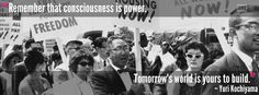 Consciousness is power
