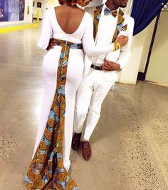 [WE] Ensemble Wax idéal pour un mariage traditionnel qu'en pensez-vous?/ Wax prints perfect for a traditional wedding outfit what do you think? African Print Wedding Dress, African Wedding Attire, African Print Skirt, African Attire, African Wear, African Dress, African Style, African Women, African Prom Dresses