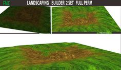 Lanscaping Sim Builder 2 set 2 impact Full perm