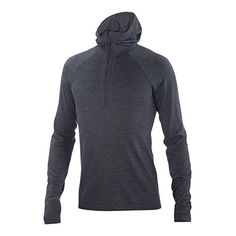 Ibex Outdoor Clothing Indie Hoody Pewter Heather Large ** You can get additional details at the image link. (This is an affiliate link) #CampingHikingClothes