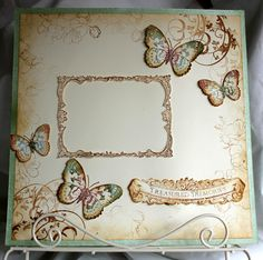 So glad I am a kaszazz consultant. So many great ideas! Baby Scrapbook Pages, Scrapbook Templates, Vintage Scrapbook, Scrapbook Sketches, Scrapbook Page Layouts, Scrapbook Paper, Scrapbook Background, Heritage Scrapbooking, Butterfly Cards