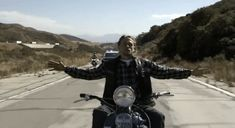 Sons of Anarchy Series Finale Rides Off Into the Sunset on a Worn-Out Metaphor | Vanity Fair