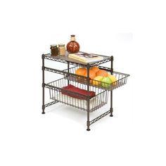 Found it at Wayfair - Wayfair Basics Stackable Kitchen Cabinet Organizer
