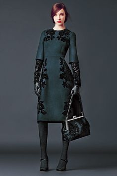 Dolce & Gabbana Woman's Apparel – Collection Fall Winter 2014 2015 ...