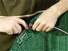 How To Repair Wicker Furniture