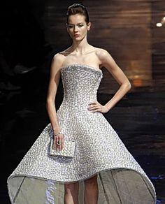 Inspiration for a metal dress