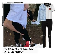 """""""III. Hanging out with him"""" by miriamofficial5 ❤ liked on Polyvore featuring Boohoo, adidas, Wolford, MANGO, Ray-Ban, Rosendahl, Kendra Scott, Chanel, Marc Jacobs and NARS Cosmetics"""