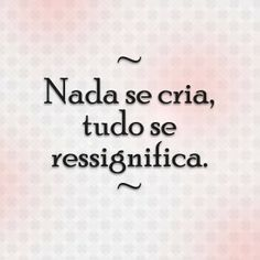 ressignificacao