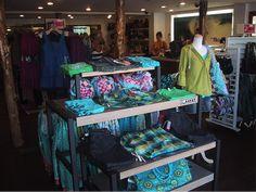 Billabong Concept Store, Retail Merchandising Example