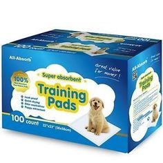 All-absorb Training Pads 100-count, 22-inch By 23-inch, New, >>> Be sure to check out this awesome product. (This is an affiliate link and I receive a commission for the sales) #MyPet