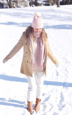 Camel Coat – Two Winter Outfit Ideas