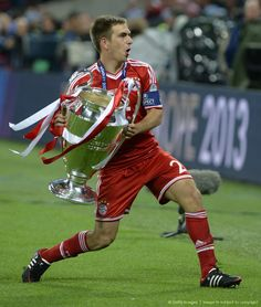 Philipp Lahm, FC Bayern München, Champions League 2013