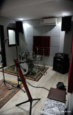 52 Rehearsal Studios Ideas Rehearsal Studios Music Studio Room Music Studio