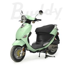 Genuine Scooter Co. Buddy 125cc - the only thing I want in life, and my husband says no :(