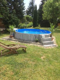 Cheap Way To Build Your Own Swimming Pool | pool | Pinterest ...