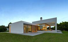 Mediterranean Modern House in Zakynthos by Katerina Valsamaki Architects