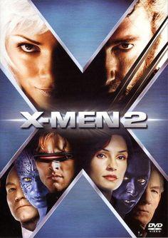X-men 2 (2003) EEUU. Dir: Bryan Singer. Acción. Ciencia ficción. Aventuras - DVD CINE 1161-II