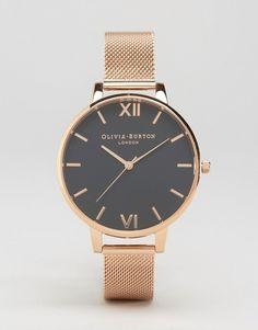 60370fd164af0 Olivia Burton rose gold big dial watch OB16BD89