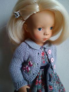 Par Passion du tricot et des poupées
