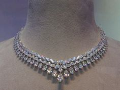 Chaumet diamond necklace