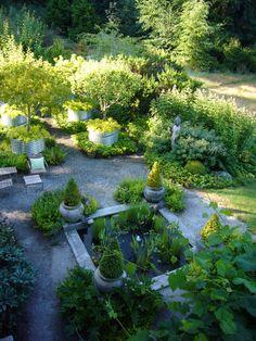 david pfeiffer garden design / vashon island residence