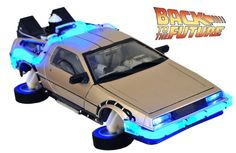 2017 Diamond Select Back to The Future II Delorean Time Machine for sale online Back To The Future, Future Car, Future Tech, Hades, Delorean Time Machine, Bttf, Toy Sale, Concept Cars, Cool Toys