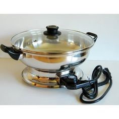Electric Steamboat for Hot Pot nights!