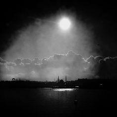 My dark world - Istanbul