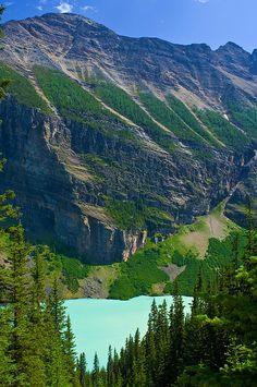 Fairview Mountain & Lake Louise, Banff National Park, Canada