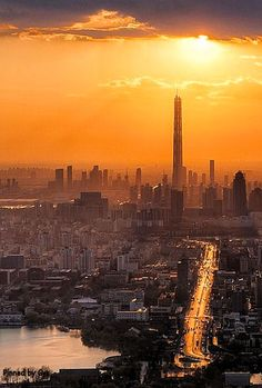 What To Do In Tianjin (China) : 16 Things You've Got to Do and See - What to do in - Travel Guide Places To Travel, Places To See, Temple Of Heaven, Tianjin, Best Sunset, Beautiful Sky, Beautiful Places, World Cities, Looks Cool