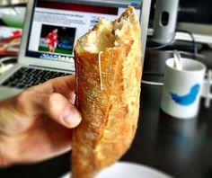 Fonduebängelli mit Migros Bio Twister Brot via @swissky