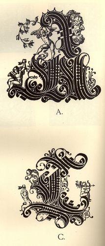Decorative Alphabet   par onetwentyeight