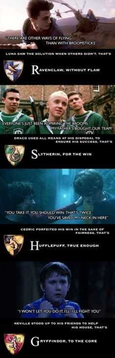 Slytherin for the win <3