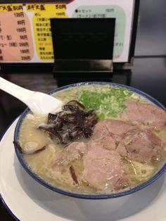 博多ラーメン しばらく 西新本店 ラーメン ★★★★☆