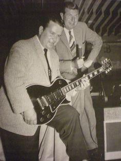Johnny Gray | 1957 Gibson Custom Shop Les Paul Custom w/ 3 P90's and Master Tone Control knob