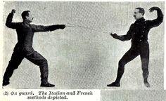 Italian vs. French Guard Positions