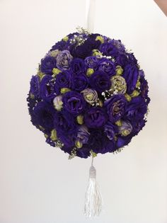 Pomander Ball Bouquet