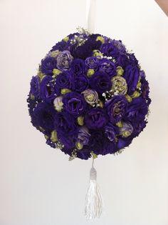 Pomander Ball Bouquet