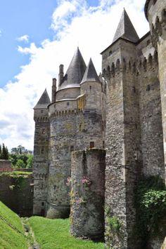 Vitre, Brittany, France