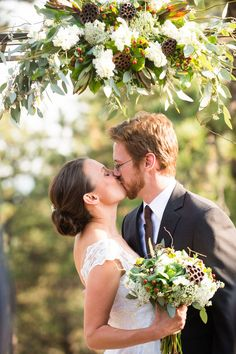 Boettcher Mansion Colorado Wedding With Eco-Chic Touches   Photograph by Ashley Davis Photography http://www.storyboardwedding.com/polish-sophistication-are-the-hallmark-of-this-boettcher-mansion-colorado-wedding/