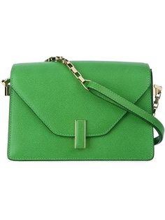 VALEXTRA Textured Shoulder Bag. #valextra #bags #shoulder bags #leather #