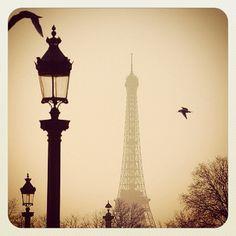 Paris dans toute sa splendeur. #repost - @mywoorld- #webstagram