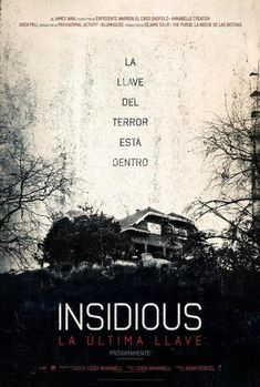 Poster Insidious: The Last Key 2018 2018 Movies, Top Movies, Great Movies, Movies To Watch, Movies Online, Awesome Movies, Hd Streaming, Streaming Movies, Horror Movie Posters