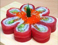 Sushi ... it makes my tummy & my <3 :)